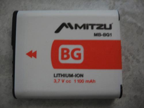 pila bateria para camara sony np-bg1 np-fg1 dsc-n1 n2 h7 h9