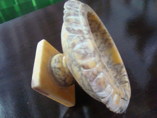 pila bautismal en mármol de carrara antigua decoración 1/2 l