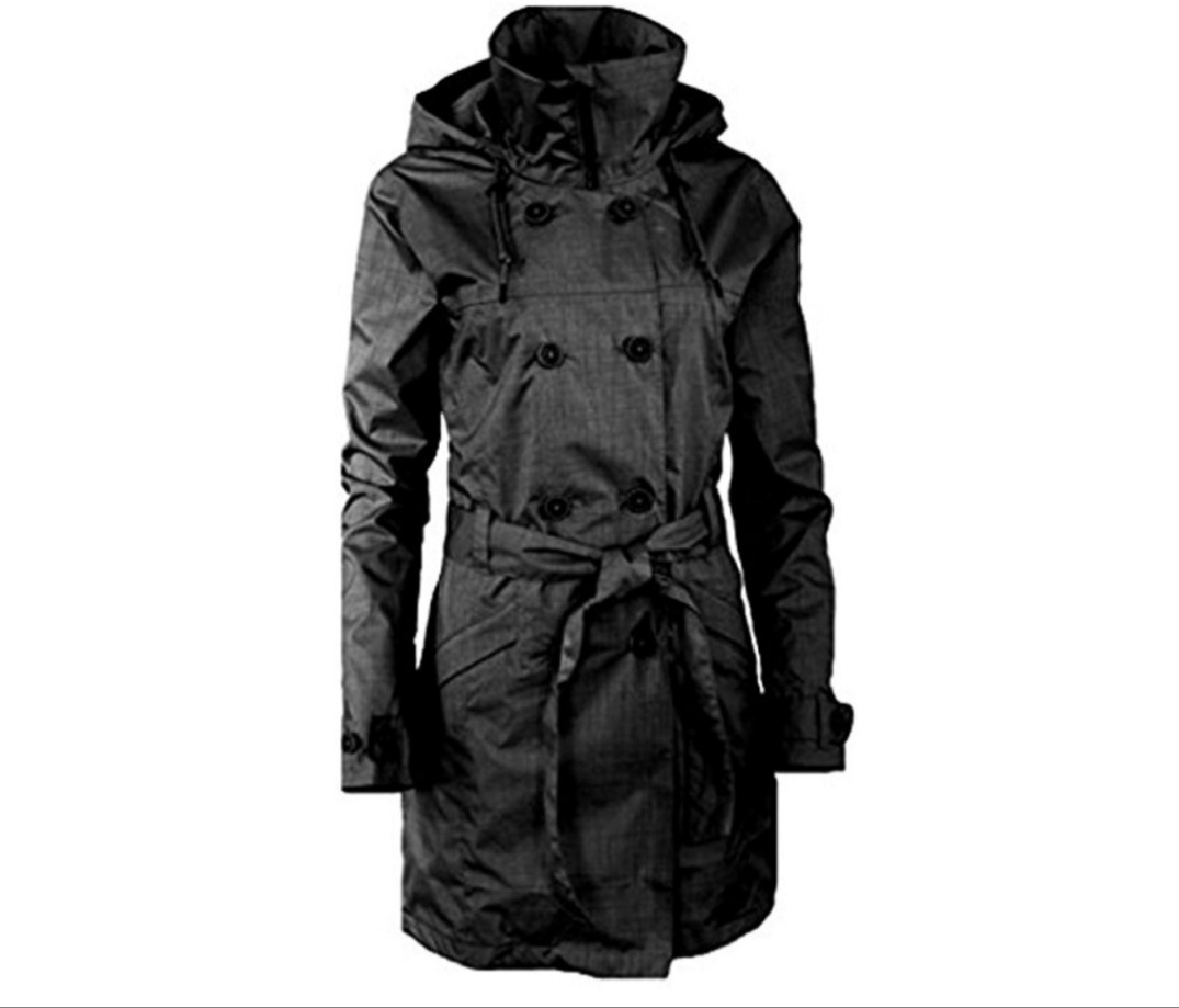 north face impermeable mujer