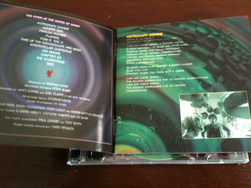 pink floyd.- the piper at the gates of dawn.- 2 cds mex 2007