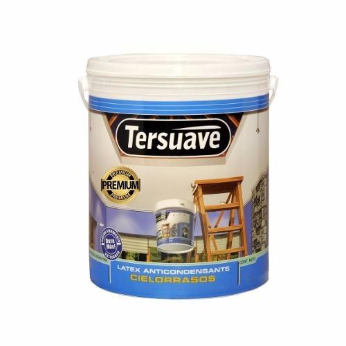 pintura anticondensante cielorrasos premium tersuave 1 lts