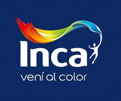 pintura para interiores incalex mate blanco 20 lts. inca