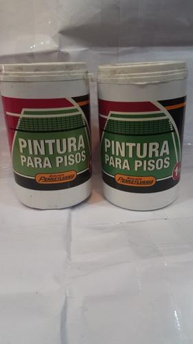 pintura para pisos pennsylvania varios colores de 1 litro