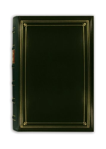pioneer photo 204 pocket ring bound photo album for 4 by