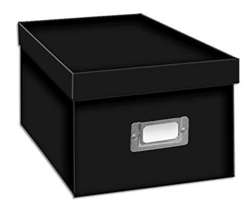 pioneer photo albums bcd 1blk cd dvd storage box
