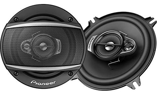 pioneer ts a1370f a series 5 1 4 3 way car speakers p