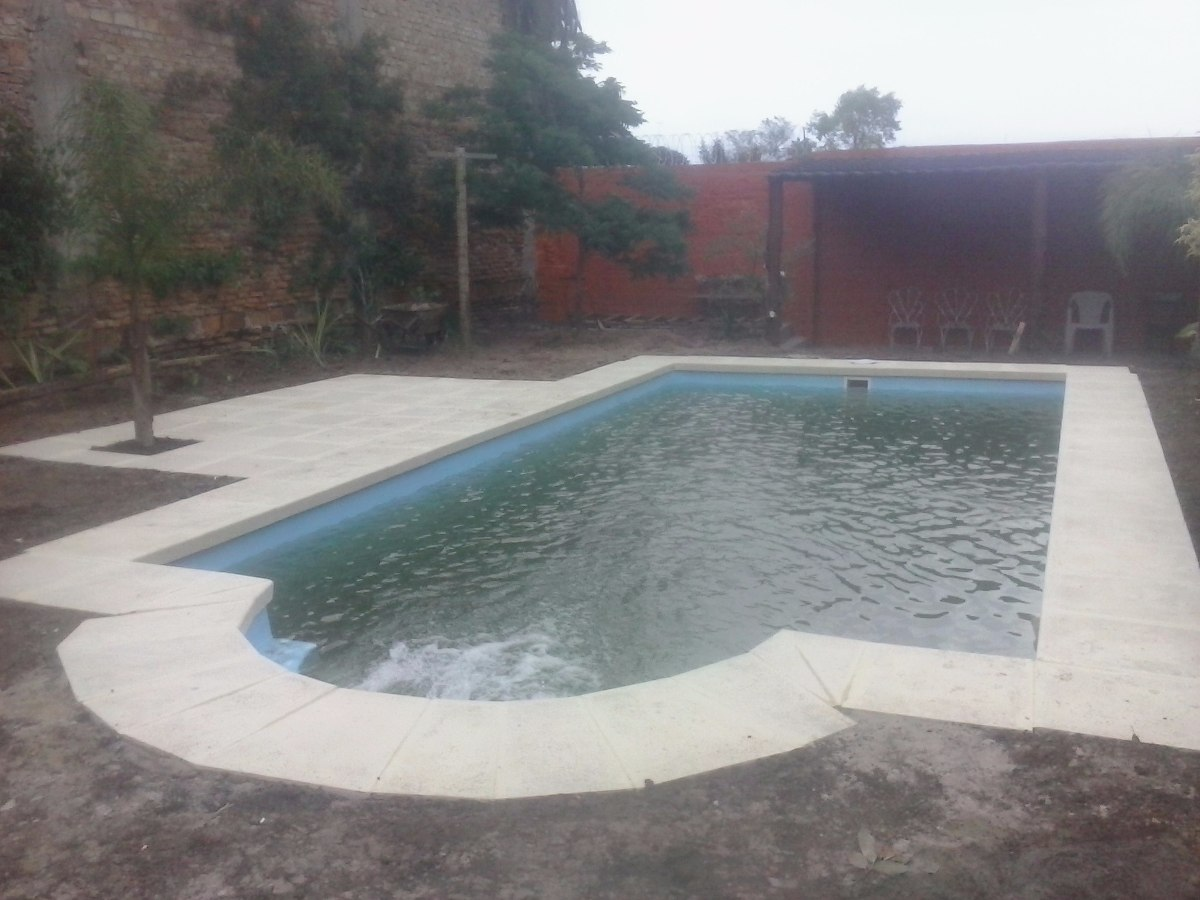 Piscina x 4 x a de profundidad u s - Climatizar piscina exterior ...