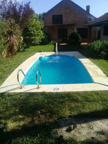 piscina de fibra   !!! 6.30m x 3m x 1.30 a 1.50m