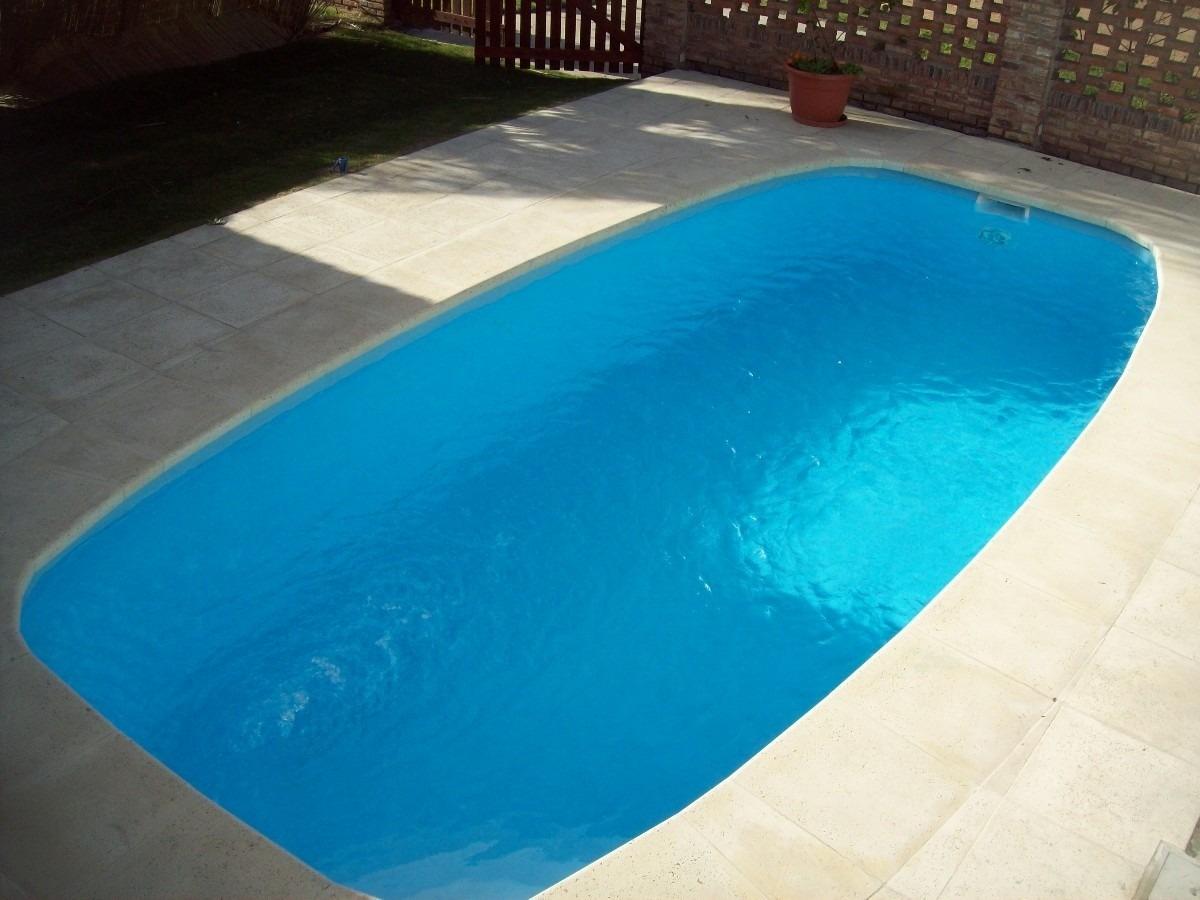 8c193421e56d9 piscina en fibra 6 x 4 x 1.40 de profundidad. Cargando zoom.