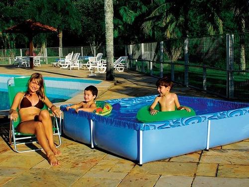 piscina estructural 1500 lts