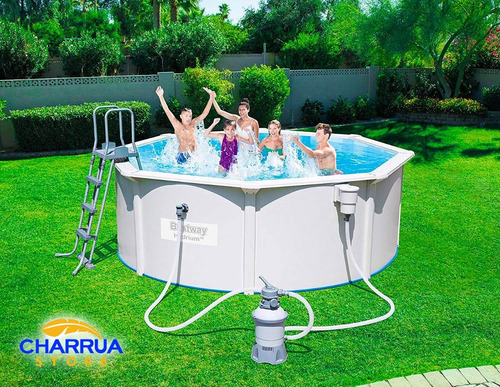 piscina estructural circular
