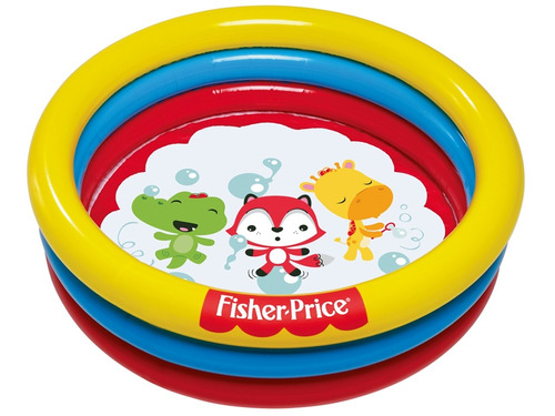 piscina inflable fisher price
