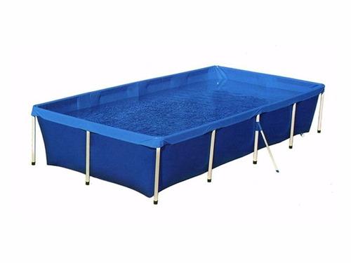 piscina mor estructural 3000 lts 3,20x1,64x0,58m - disershop