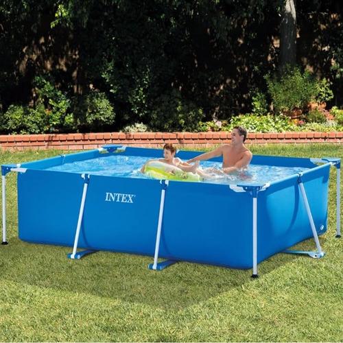 piscina rectangular intex 3 x 2 x 0.76mts pocas unidades!!