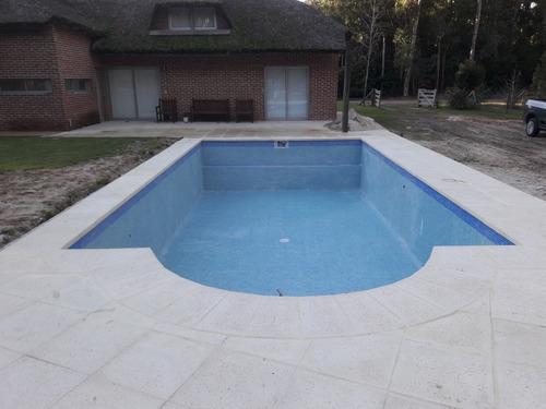 piscinas de hormigon 5m x 2.6m