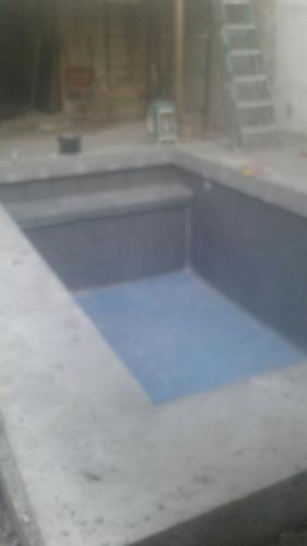piscinas de hormigon