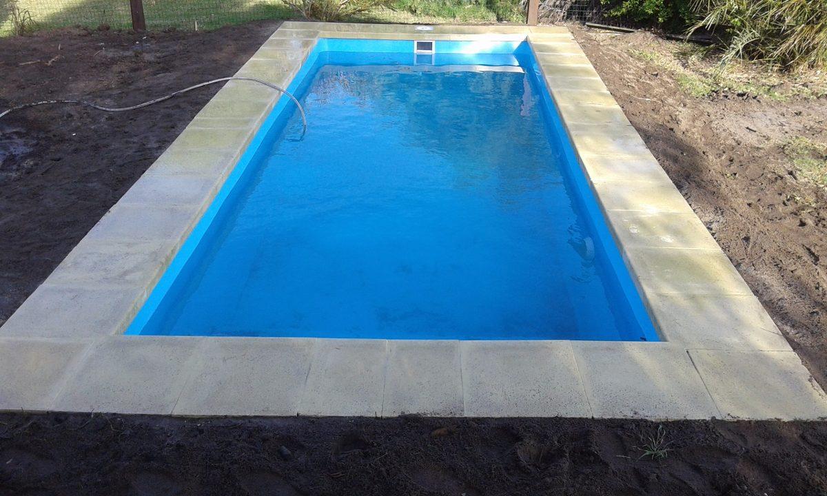 Piscina de fibra great piscina de fibra polister venus for Fabrica de piscinas de fibra de vidrio