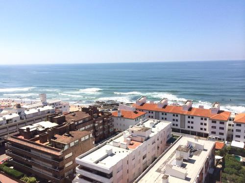 piso 12 peninsula vista piscina a pasos de playa y gorlero