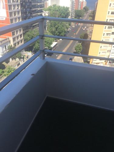 piso alto con vista al mar, piso 9 muy còmodo