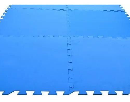piso goma eva encastrable, baldosas goma eva, tatami 60x60cm