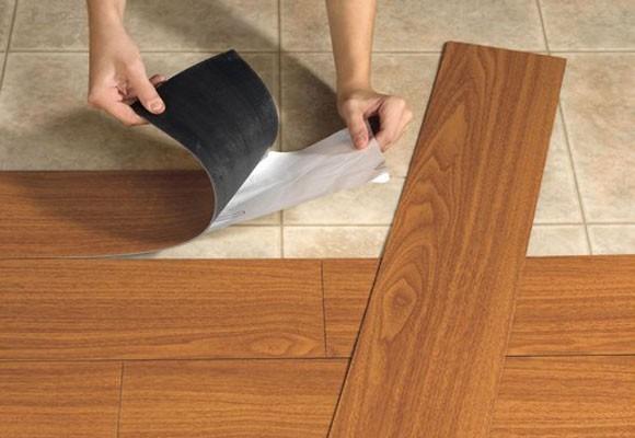 Piso vinilico transito autoadhesivo liston vinilico 2mm - Adhesivo piso vinilico ...