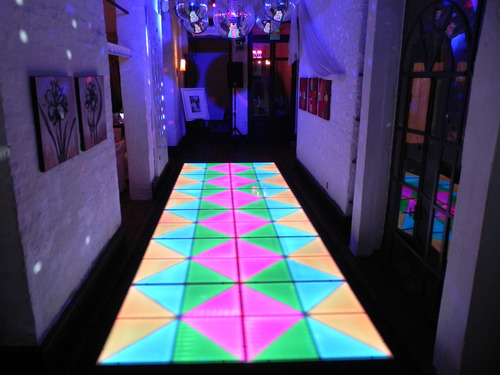 pistas led - pisos led   alquiler - pistas importadas !!
