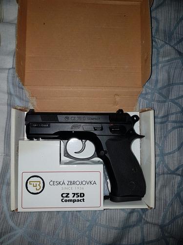 pistola cz 75d comact