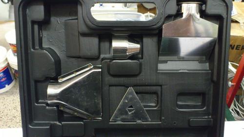 pistola de calor nueva deep domotec 2000w potencia nueva
