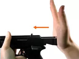 pistola deportiva marksman + municion calibre 4.5