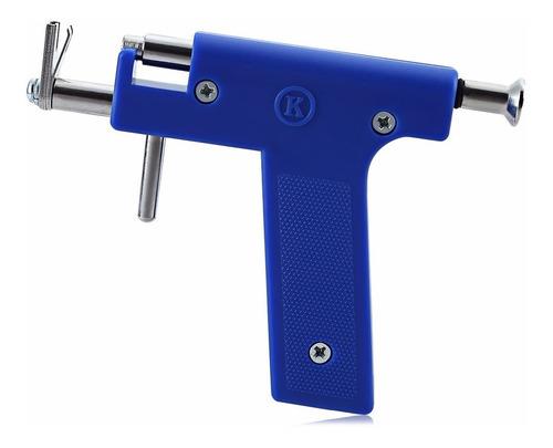 pistola perforadora de oreja nariz abridor de regalo 2 pares