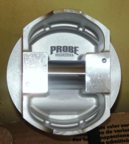 pistones forjados chevrolet 350 blower nitro turbo