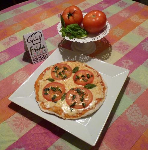 pizza calzzone chivitos spetto corrido y mozo gratis