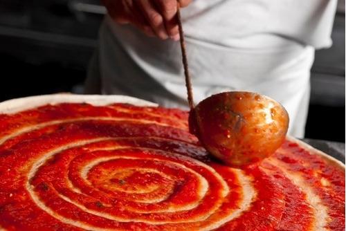 pizzas 30cm artesanales c/salsa (oferta) ¡¡la mas vendida!!