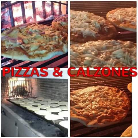 pizzas evento servicio