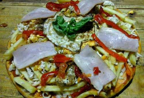pizzeria en buceo