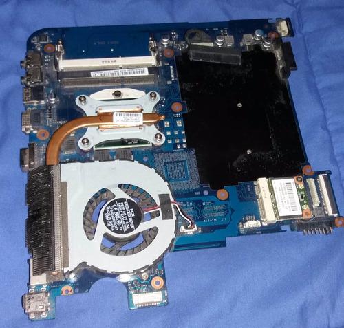 placa madre notebook ba92-10157b + procesador core i3-2370m