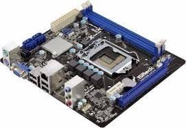 placa mãe gmi intel core i7 i5 i3 lga1155 ddr3 h61m-vg3