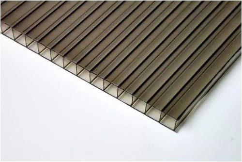 placa policarbonato 4 mm enteras o fraccionadas bronce