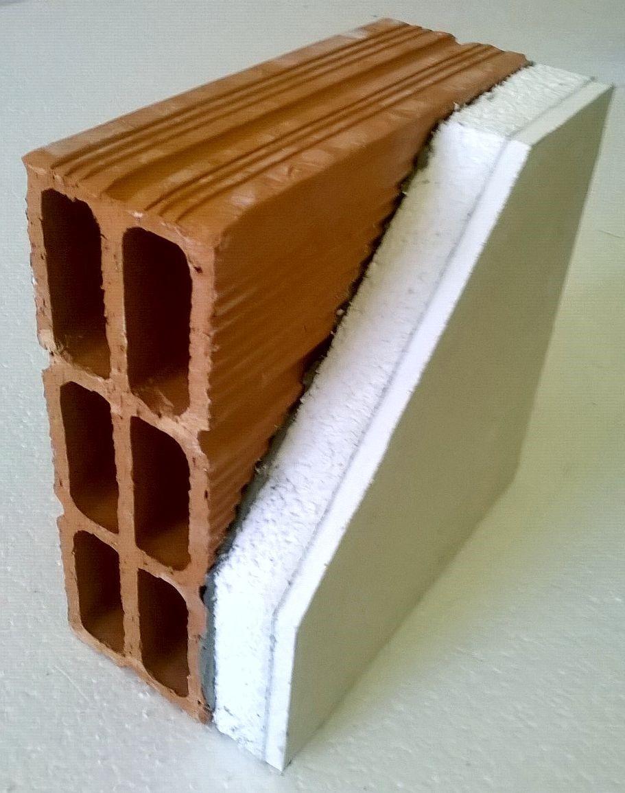 Placa yesopanel interior anti humedad y aislante termico 900 00 en mercado libre - Precio de aislamiento termico ...