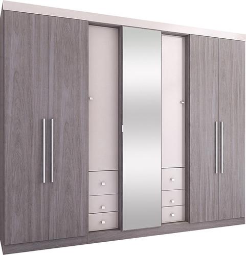 placard ropero 7 puertas dormitorios placares divino
