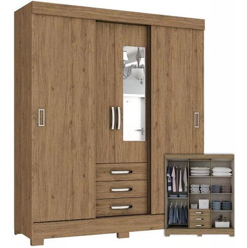 placard ropero dormitorio puertas correr espejo premium