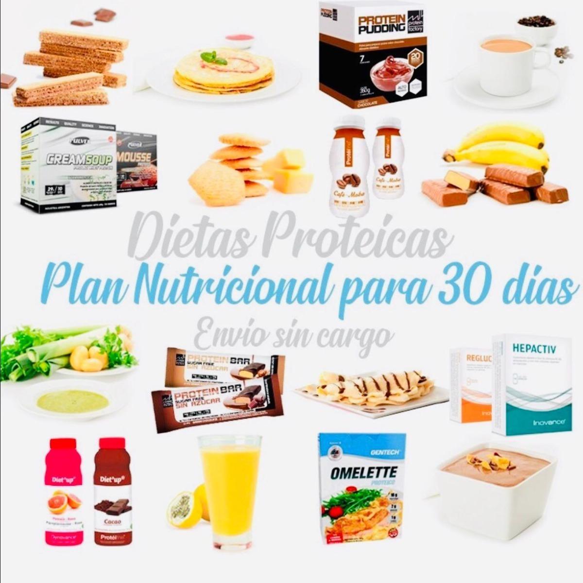 dieta plan 30 dias