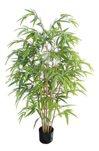 planta artificial bamboo 1,2mts excelente calidad