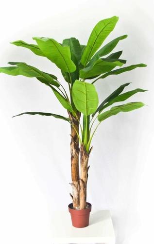 planta artificial bananero 1,6mts excelente calidad