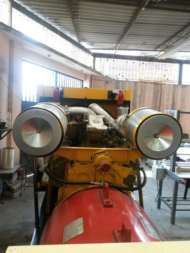 planta de luz igsa 400 kw 500  kva motor detroit allison 92.