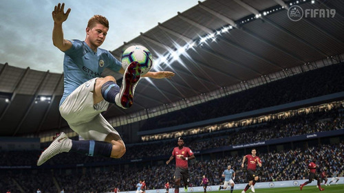 playstation 4 ps4 slim nueva de 1 tb -fifa 19