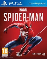 playstation 4 slim 1 tb  + spiderman - otec