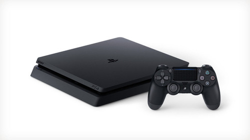 playstation 4 slim 1tb + fifa 19, macrotec