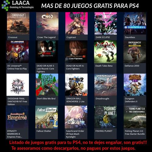 playstation ps4 juegos