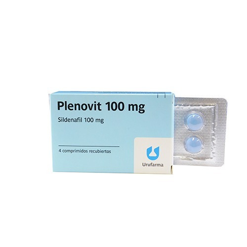 plenovit 100  mg  x  4 tabletas